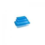 Контейнер для продуктов TONTARELLI 404077, 3 штуки