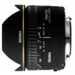 Объектив Sigma AF 15mm f/2.8 EX DG DIAGONAL FISHEYE Canon EF