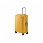 """Чемодан NINETYGO Elbe Luggage 20"""" 6941413270472 40л, Поликарбонат Makrolon, Замком TSA, Желтый"""