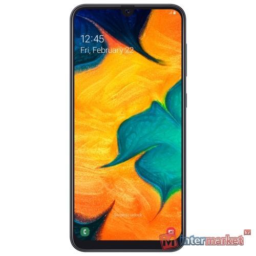 Смартфон Samsung Galaxy A30 SM-A305FZKUSKZ 32GB Black
