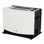 Тостер BRAUN HT450WH (белый)