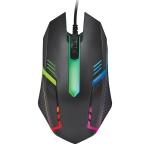 Компьютерная мышь, X-Game, XM-770OUB, Оптическая,1000dpi, USB, Длина кабеля 1,35 метра, Чёрный