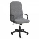 """Кресло для офиса """"Маджестик"""" серый"""