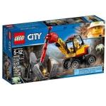 LEGO: Трактор для горных работ CITY 60185