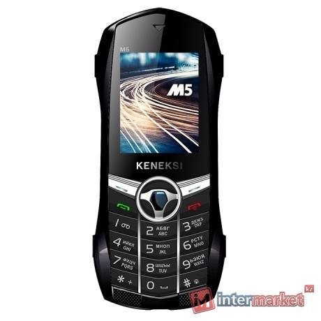 Мобильный телефон KENEKSIM5, Black