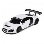 Металлическая машинка RASTAR 1:24 Audi R8 56100W, Белая