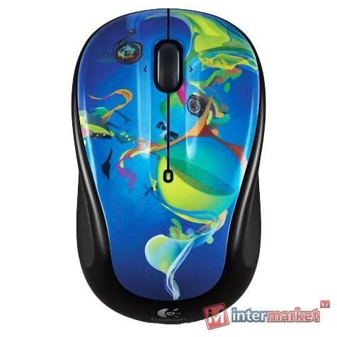 Мышь Logitech M325, In The Deep, USB