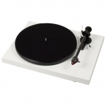 Виниловый проигрыватель Pro-Ject Debut Carbon 2M-Red White