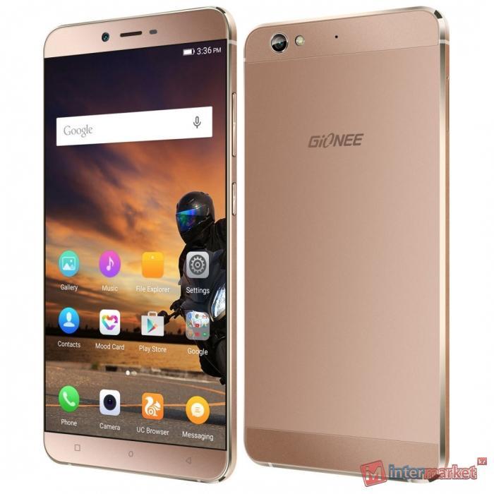 Смартфон Gionee S6s, Latte Gold