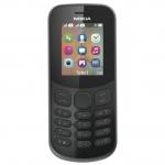 Телефон сотовый NOKIA 130 DS (Черный)