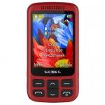 Мобильный телефон TeXet TM-501 (red)