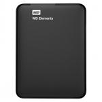 Жесткий диск Western Digital WD Elements Portable 1 TB (WDBUZG0010BBK-EESN)