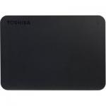 """Внешний Жесткий диск Toshiba 4Tb, 2.5"""" Canvio Basics + USB-C adapter USB3.0 + Type-C Цвет: Черный HDTB440EK3CBH"""